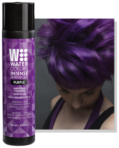 Intense Shampoo – Tressa Professional + Watercolors